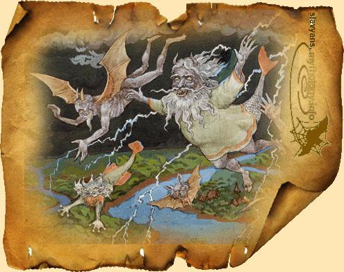 Нечистая сила. Словарь русских мифических духов и нежити (-Х-)