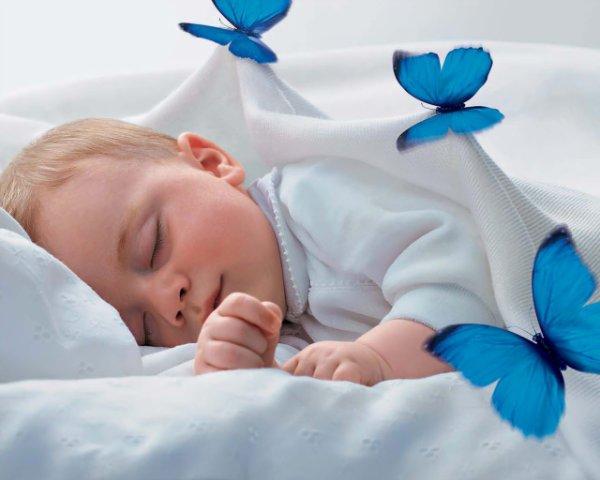 Здоровый сон у ребенка - это здоровый сон для всей семьи