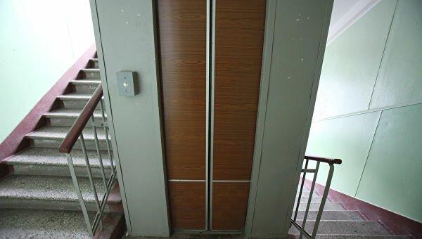 Новый лифт   прикол, чисто поржать от души, юмор