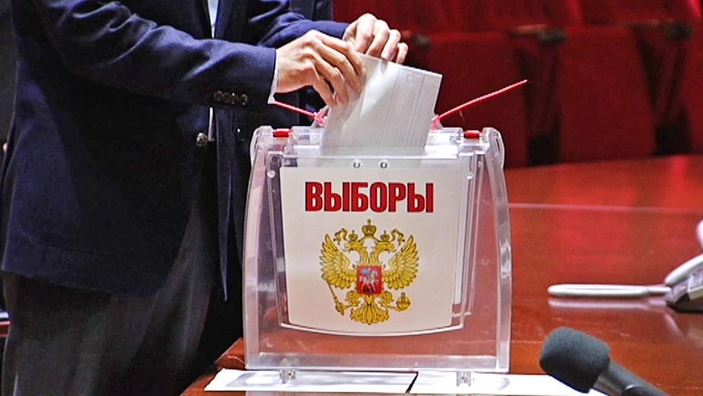 В ходе досрочного голосовани…