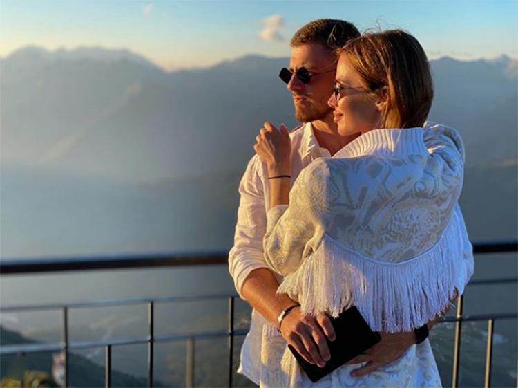 Экс-подруга Тимати Алекса выходит замуж за фитнес-тренера Вячеслава Дайчева, который недавно стал отцом Звезды,Звездные пары