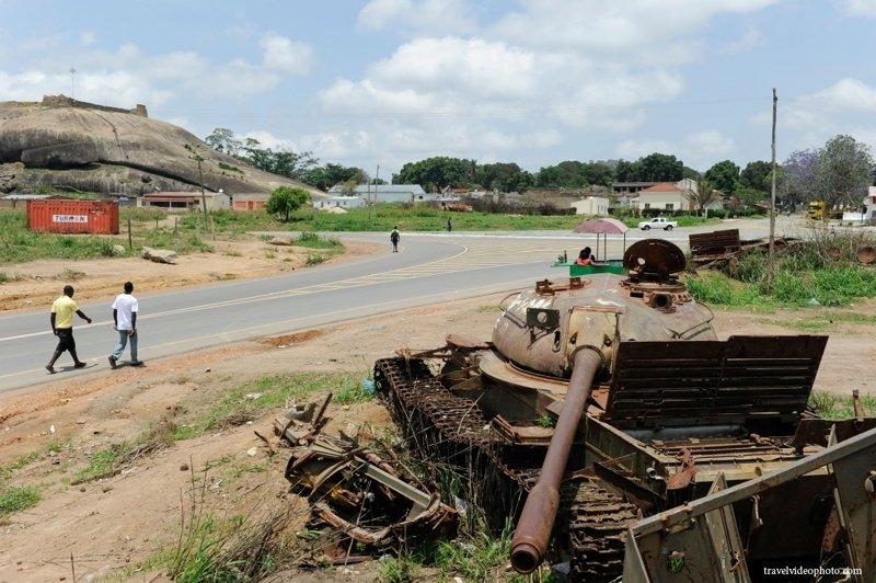 9. Ангола африка, путешествия, экстрим