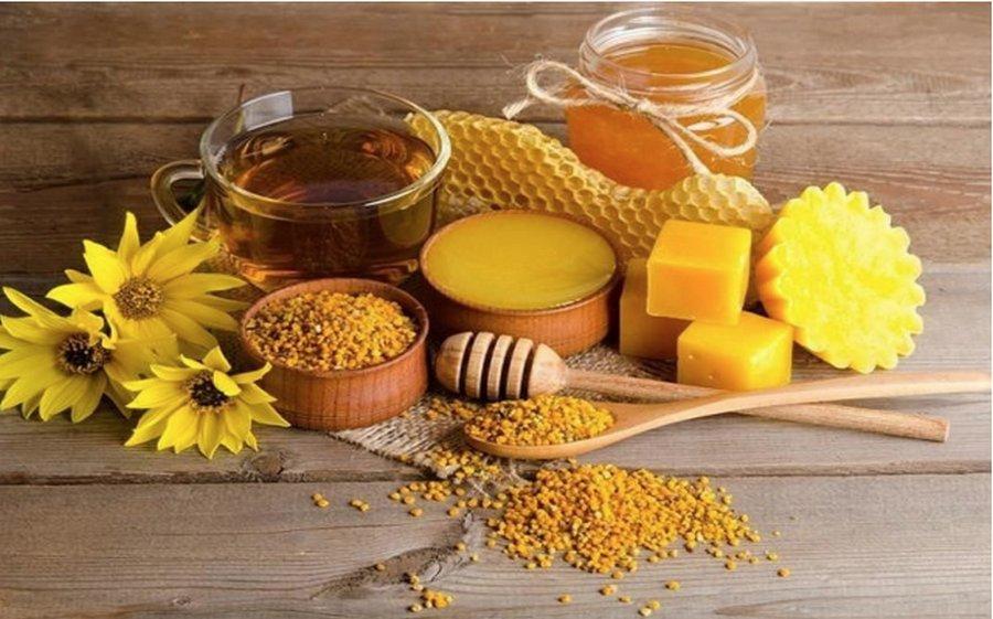 Продукты пчеловодства: польз…