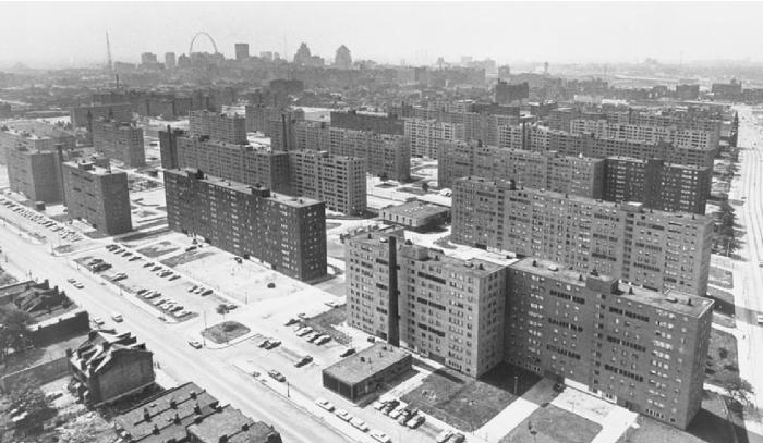 Почему в США не прижилась застройка типовыми многоэтажками