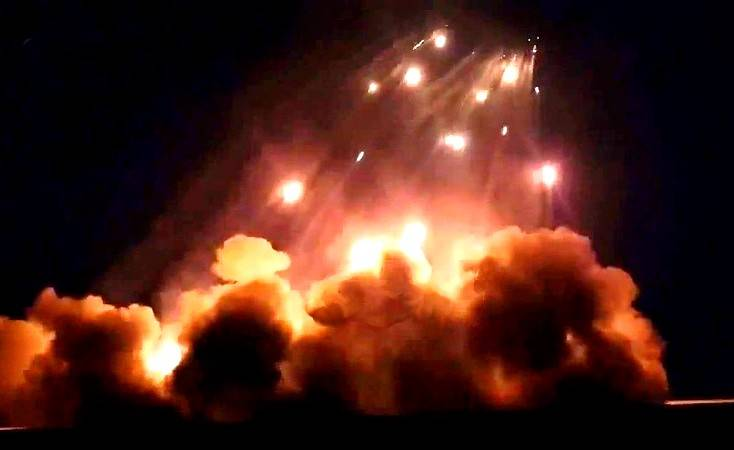 Огненный шторм: армия ДНР же…