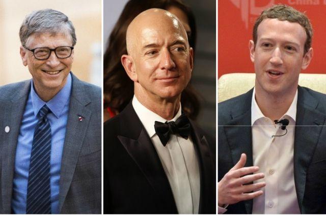 Рейтинг богатейших людей мира по версии Forbes