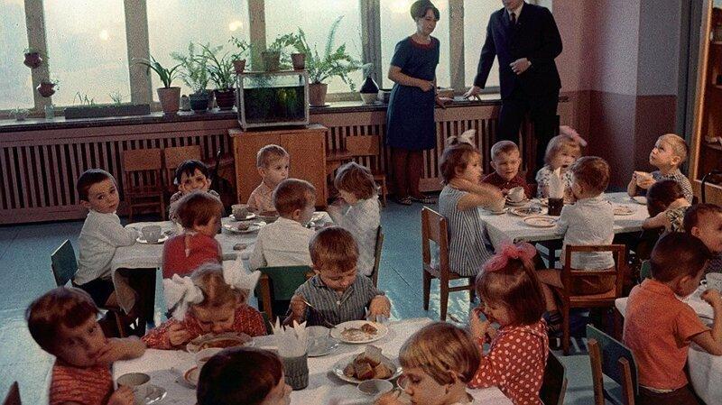 Очереди в детский сад. СССР, история, факты