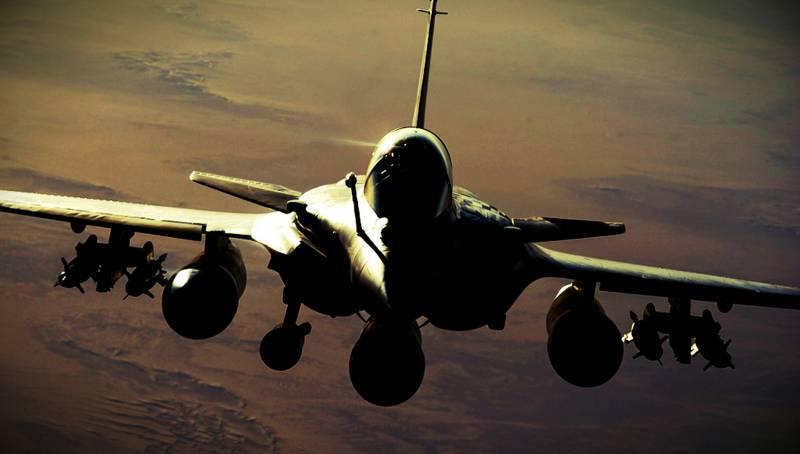 Опасные встречи «Сушек» и «Rafale F-3R» в «разорванном небе» Европы. Что сулит новый «сюрприз» от «Дассо»?