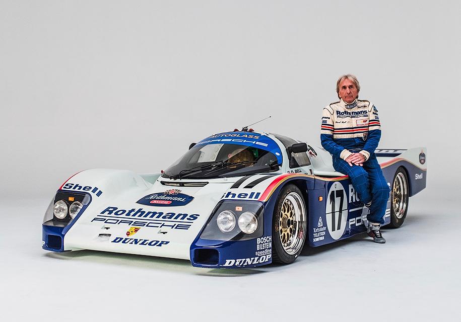 Марка Porsche выбрала пять с…