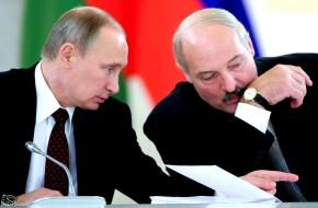 Путин и Лукашенко готовят СССР 2.0