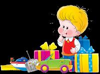 День рождения мальчика.  Советы психолога