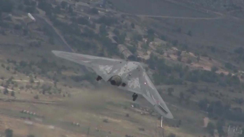 Началась разработка двухместного Су-57 для управления беспилотниками «Охотник» Армия