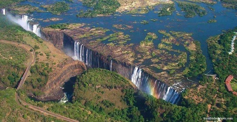 Самые опасные для посещения страны Африки ТОП-10 африка, путешествия, экстрим