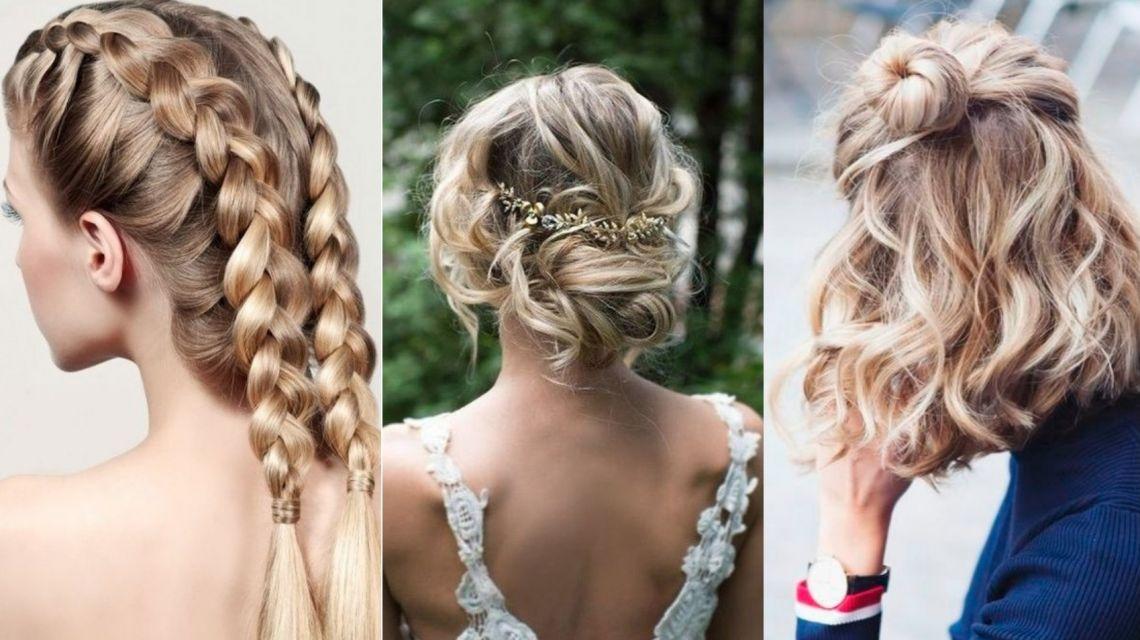 Берись за голову — 5 стильных причесок для волос средней длины на весну