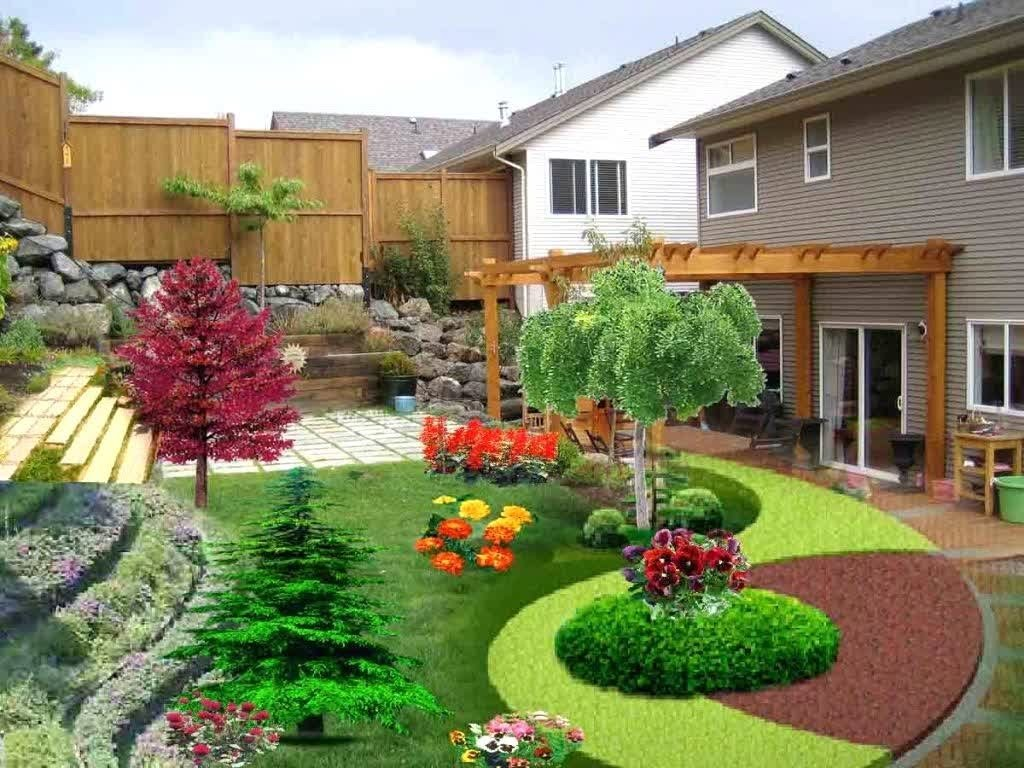 Фото двор своего дома