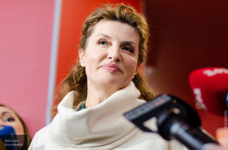 Монтян гневно ответила жене Порошенко: самка барыги и пафосная проститутка