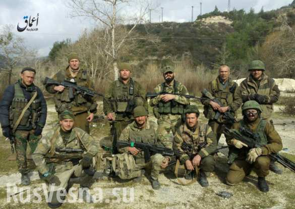 Они наёмники? — о погибших в Сирии русских бойцах