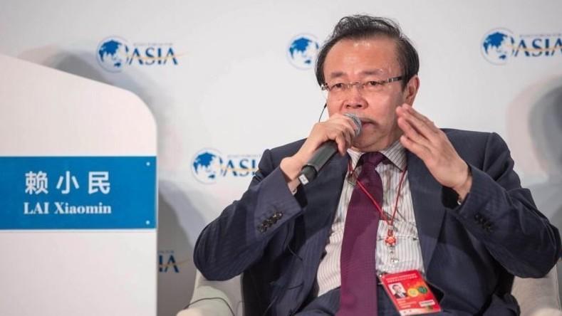 Ведущий банкир Китая приговорен к смертной казни за коррупцию власть,китай,смертная казнь,Чиновники
