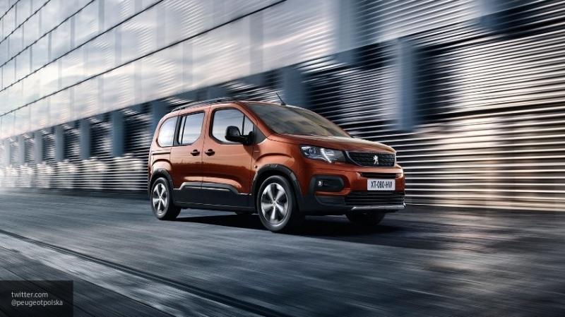Peugeot и Citroen отзывают из России почти три тысячи автомобилей