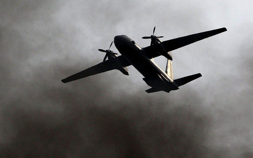 Трагедия в небе над Сирией