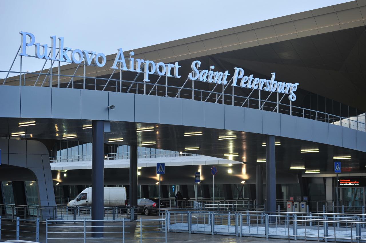 Питер: аэропорт «Пулково» вв…