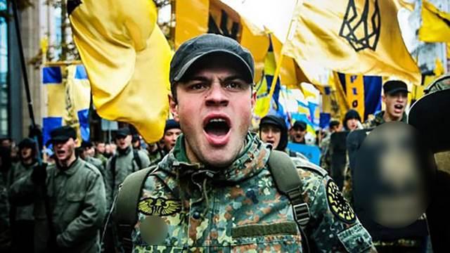 Украинский нацизм не победить с левых позиций.
