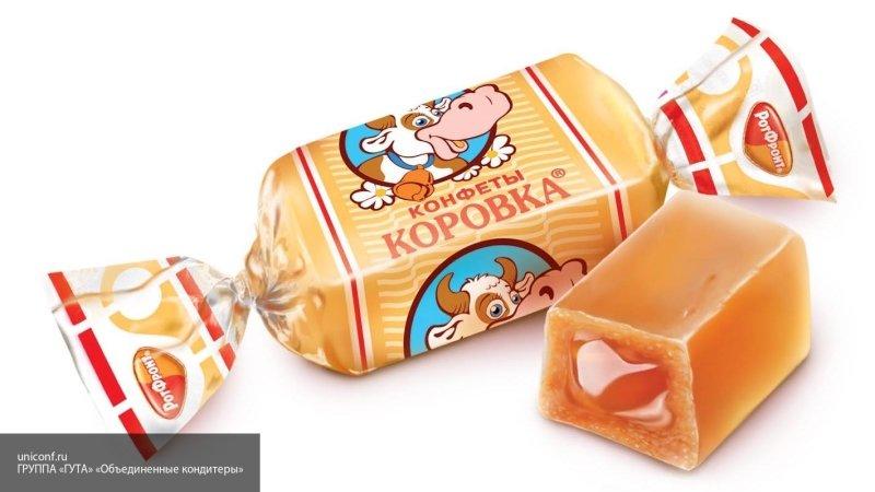"""Известные конфеты """"Коровка"""" скрывают неуказанные добавки"""