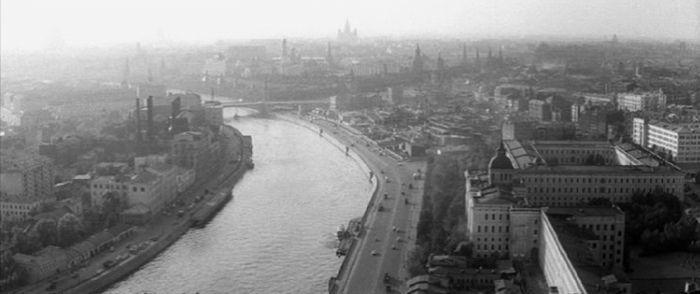 Как фильм «Я шагаю по Москве» выглядел бы сегодня история кино,кино,киноактеры,кинохроника,Москва,отечественные фильмы