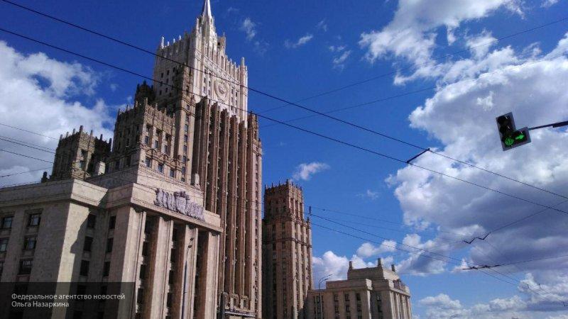 МИД РФ призвал Запад удержать Киев от военных авантюр в Донбассе