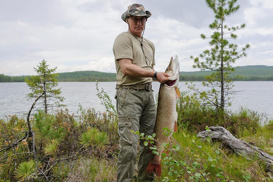 Какая может быть рыбалка