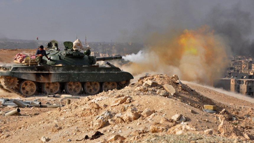 Spiegel опроверг гибель сотен российских военных от авиаударов США в Сирии