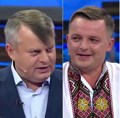 Я считаю, что выборы в «Верховную раду», вместе с Трюханом и Беловым, проиграли все россияне
