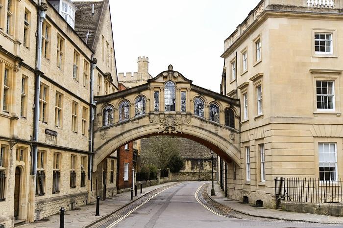 Как из-за студентов Оксфорд стал самым опасным городом в старой Британии