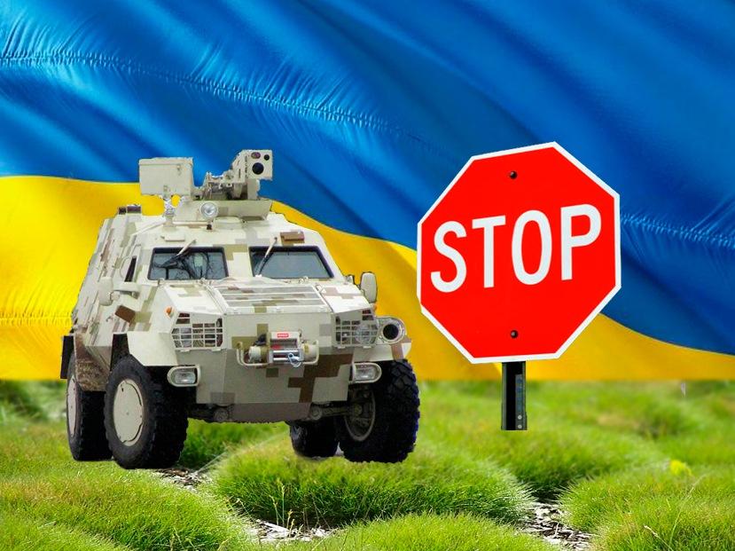 Украина отказалась от ББМ «Дозор-Б» собственного производства в пользу польских аналогов