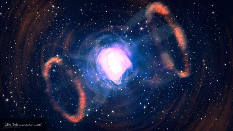 Ученые нашли загадочный объект рядом с умирающей звездой