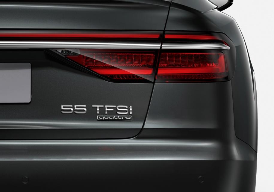Audi усложнила названия маши…