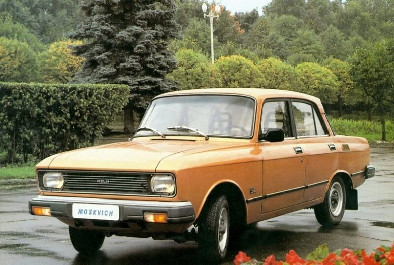 Moskvich 2140SL – роскошь по доступной цене