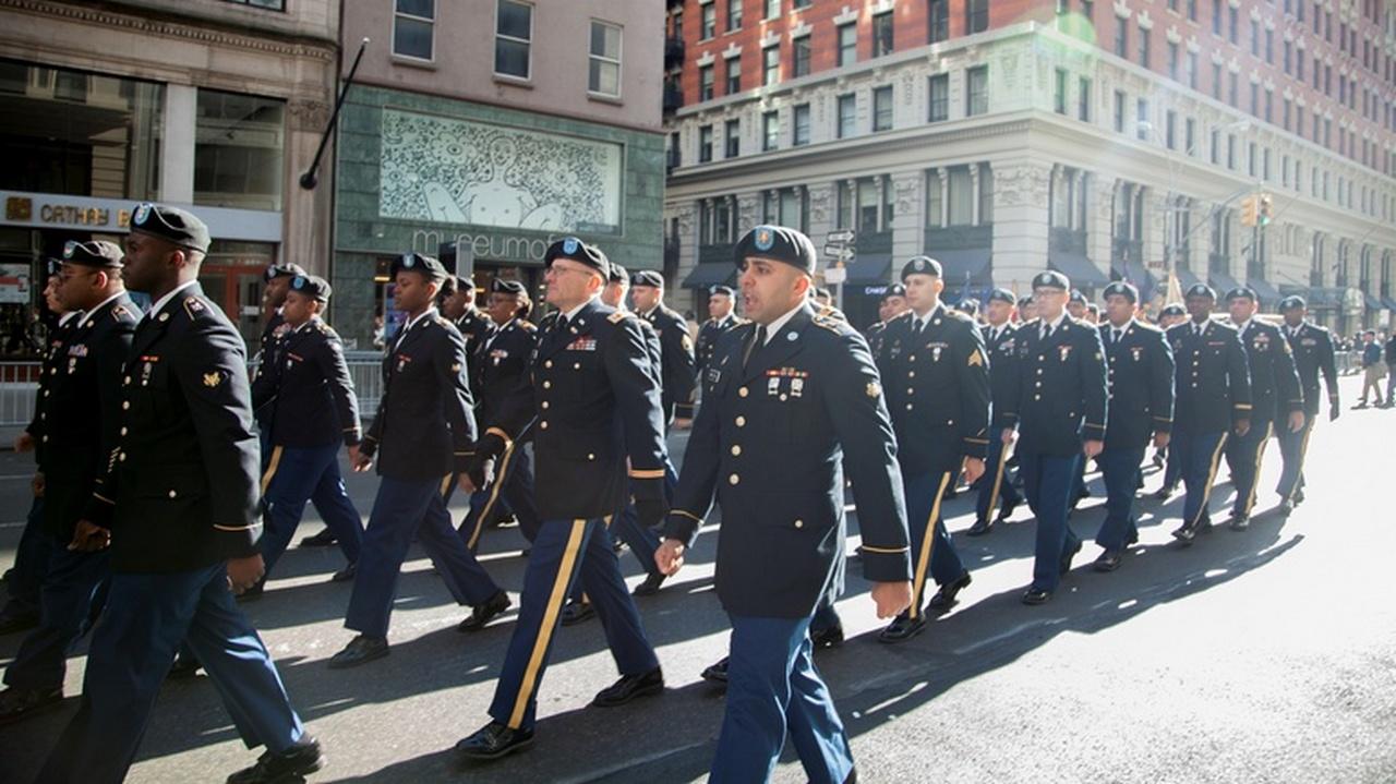 Страсть Трампа к армии и парадам беспокоит даже военных. Der Spiegel, Германия
