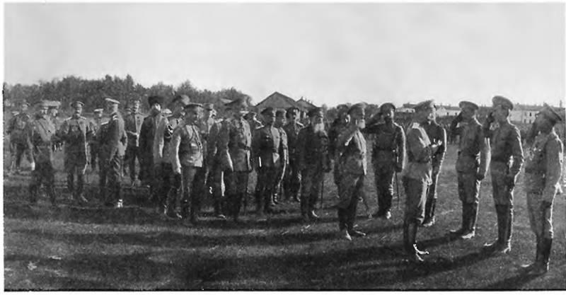 Император Николай II как военный деятель России в период Первой мировой войны. Часть 1