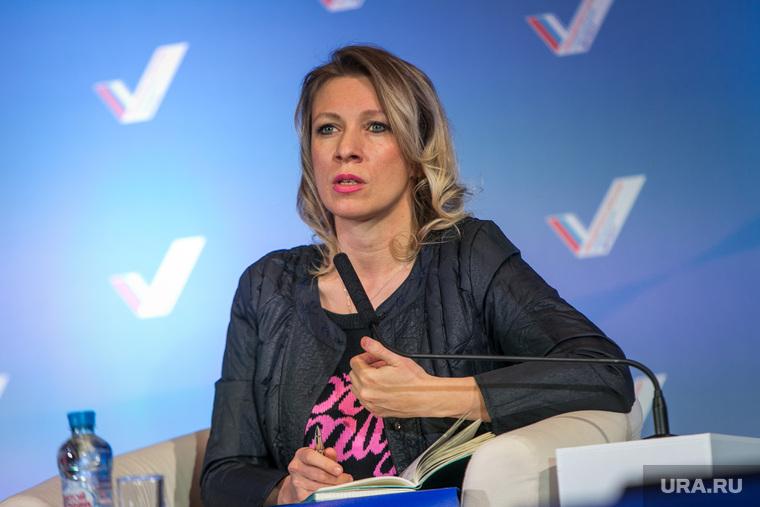 Захарова назвала сторонников санкций предателями России власть,враги России,Захарова,Навальный,олигархи,санкции