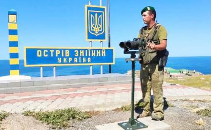Киев зашипел по Змеиному украина