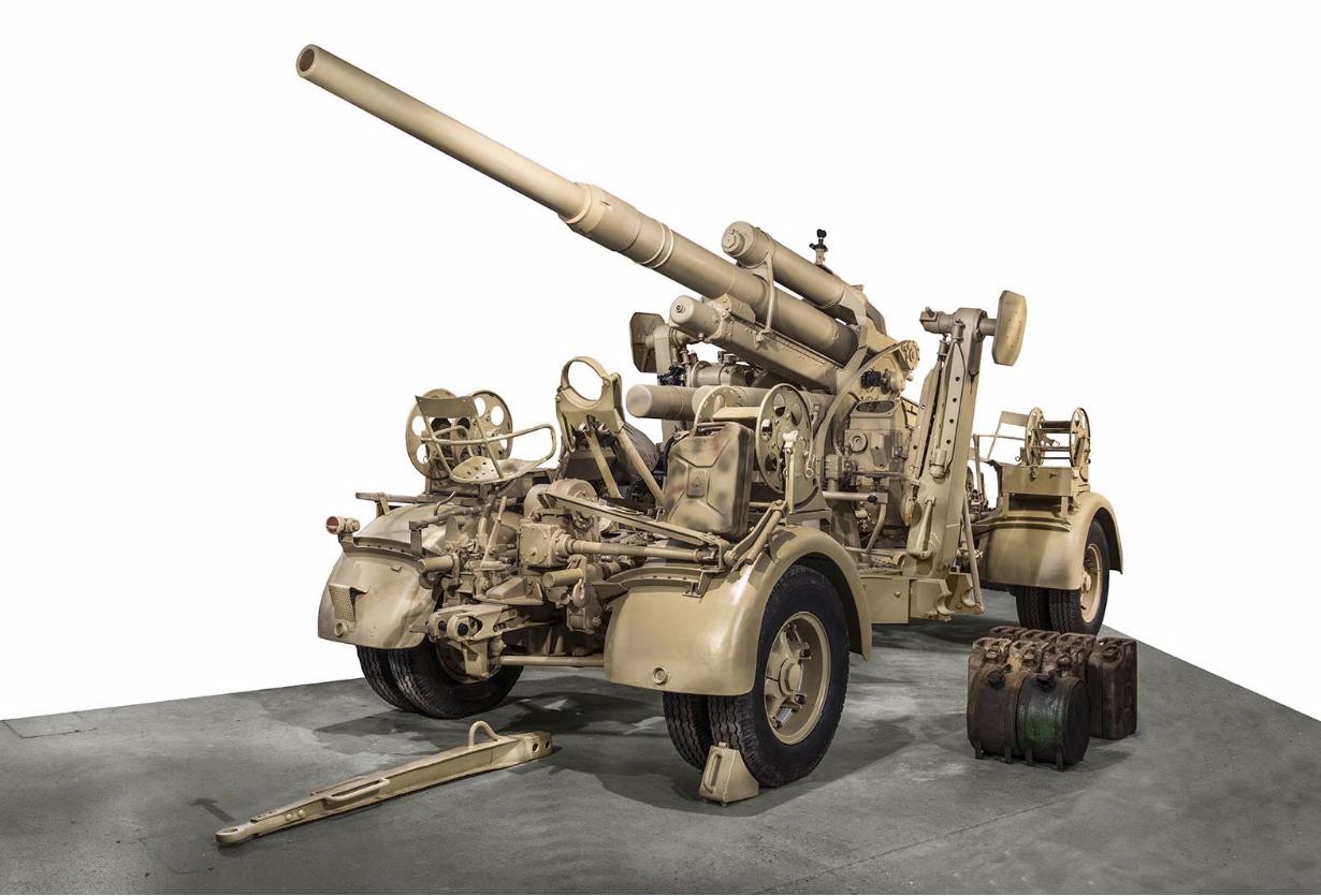 Распродажа артефактов Второй мировой войны во Франции