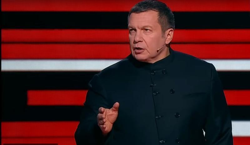 «Бузова что, мужик?»: Владимир Соловьев высказался об «интеллекте» ведущей