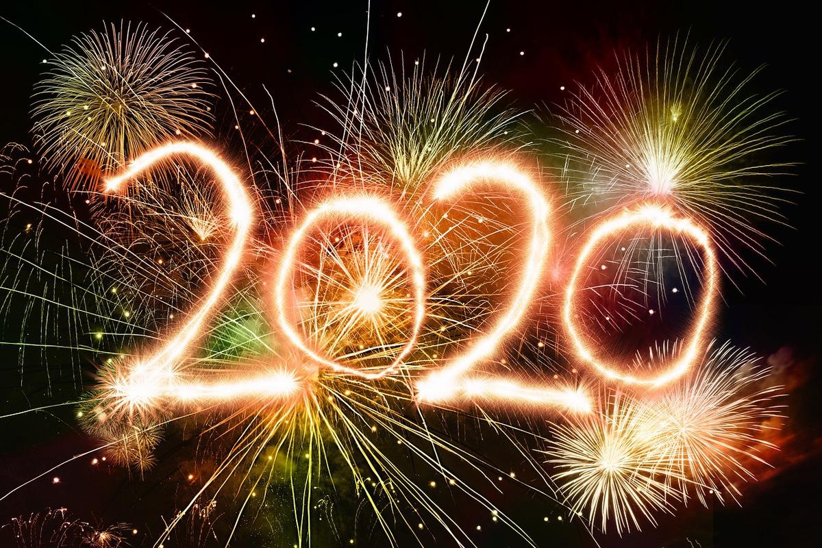 Картинки с новым годом 2020 красивые