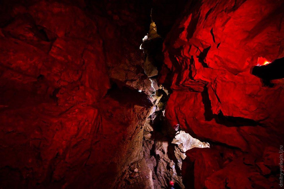 Женевская пещера