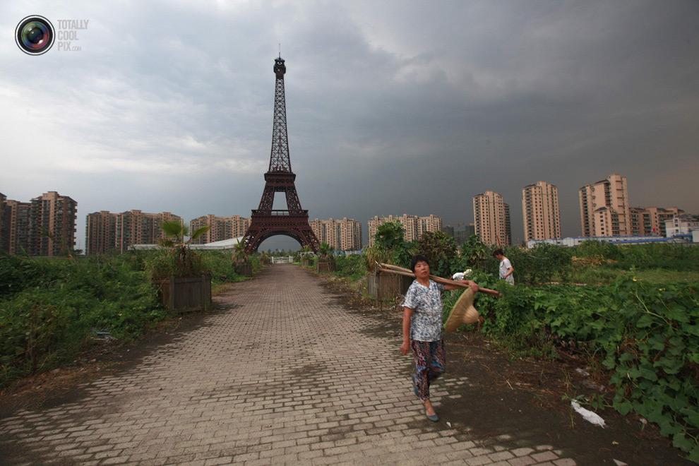Китайские города-призраки: ч…