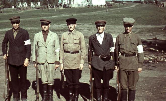 Жизнь немецких полицаев после Второй Мировой