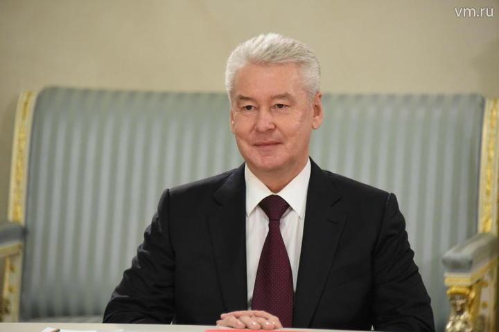 Сергей Собянин поздравил работников завода «Стройдеталь» с юбилеем