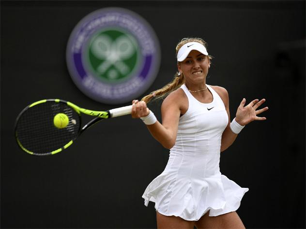 Анастасия Потапова выиграла Уимблдон среди юниоров
