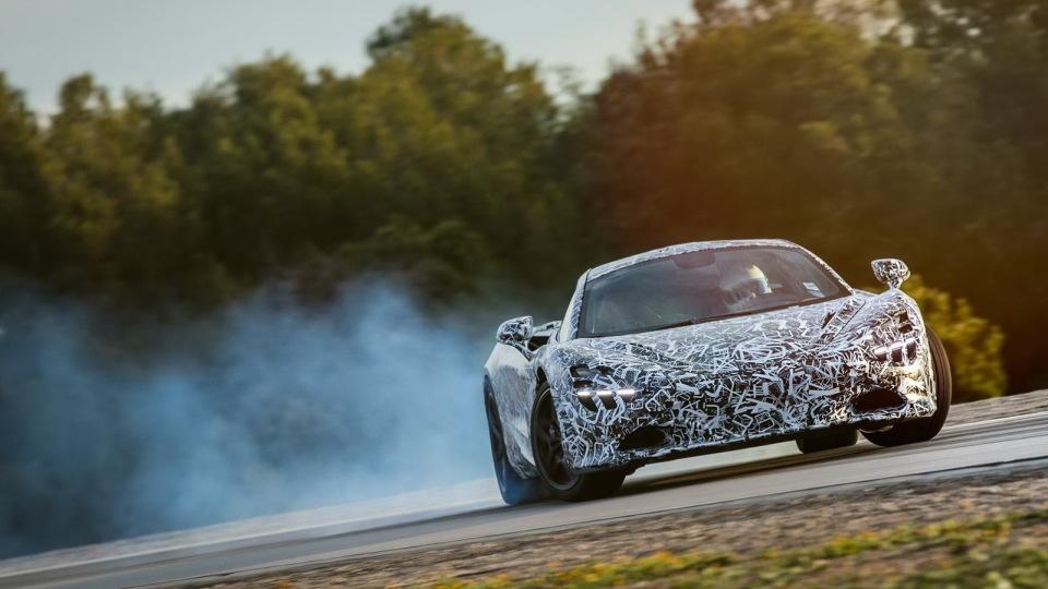 McLaren добавит преемнику 65…